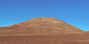 Nothing to see yet! The proposed site for the E-LT, Cerro Armazones. (image: ESO/S. Brunier)
